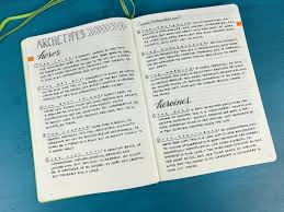 bullet journal layouts for writers 8 ideas for creative