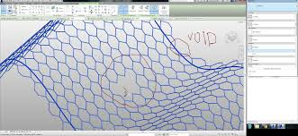 surface pattern revit download revitcity com edges of divided surface massing in place