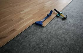 Laminate Flooring At Doorways Services Goldrex Construction