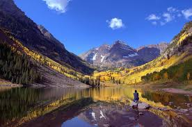 Colorado where to travel in october images Panoramio photo of maroon bells colorado first place in jpg