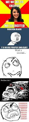Rebecca Black Meme Generator - rebecca black rage comic