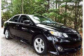 used 2013 toyota camry se used 2013 toyota camry for sale in raleigh nc edmunds