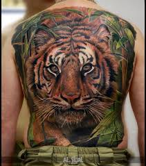 tiger back best ideas gallery