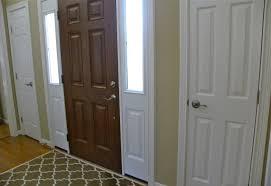 door handles interior door handles and hinges sprayinted all the