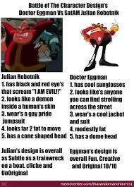 Eggman Meme - eggman s character design is better by tharandomanchiornis1 meme