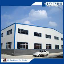 china new design prefabricated steel structure warehouse for