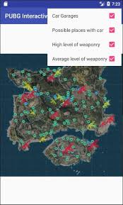 pubg interactive map interactive map for pubg android app community content