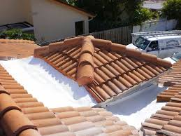 Flat Tile Roof Roofer Mike Says Miami Roofing Blog