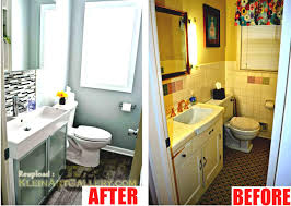 Small Bathroom Renovations Ideas by Small Bathroom Renovation Pictures Before And After 20 Small