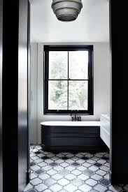 Small Bathroom Design Ideas Uk The 25 Best Black Bathrooms Ideas On Pinterest Black Tiles