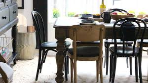 my sweet savannah our relaxed laid back dining room for fall i have a large jute rug under the table topped with a white cowhide from all modern