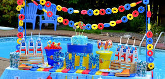 kids party ideas kids pool party ideas home party ideas
