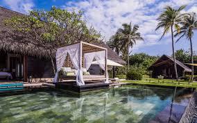 luxury resort accommodation one u0026only reethi rah