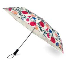 travel umbrella images Kate spade new york travel umbrella blossom lifeguard press jpg