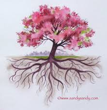tree symbolism sandy sandy art the symbolism of trees