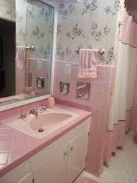 Pink Tile Bathroom Ideas Beautiful Pink Tile Bathroom Ideas In Interior Design For Home