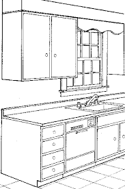 What Is Kitchen Cabinet Definition And Image