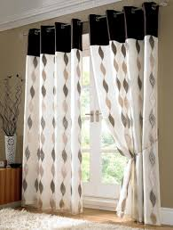 living room curtain panels black and cream living room curtains curtain panel pairs silver