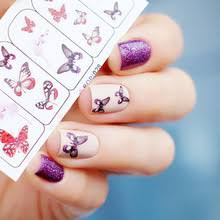 popular nail design butterfly buy cheap nail design butterfly lots