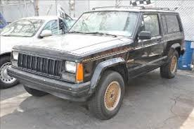 1989 jeep wagoneer limited 1989 jeep cherokee limited edition in chicago illinois
