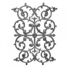 bird of paradise series ornamental iron castings ornamental