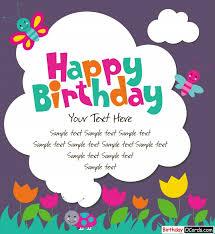 printable birthday ecards printable birthday cards online gangcraft net