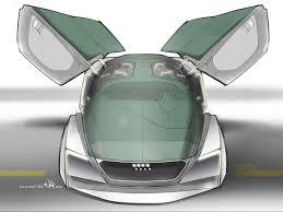 lexus minority report sports car 4 sci fi film vehicles that are too good to be true stuff