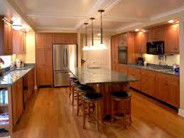 big modern kitchens kitchen island seats 4 trends also big modern islands images fine
