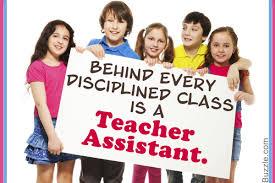 Kindergarten Teacher Assistant Job Description Job Description Of A Teacher Assistant You U0027d Like To Know About