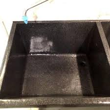 Concrete Sink Refinishing  Laundry Room Sink Repair - Kitchen sink refinishing