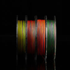 light up fishing pole noeby fishing line 150m 8 strands strong pe line colorful linhas