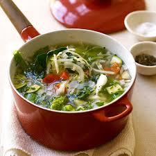 panera bread garden vegetable soup ingredients garden