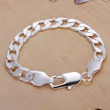 man silver link bracelet images Link bracelet ace couture mens accessories jpg