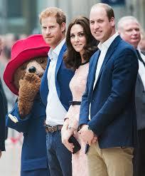 Prince William And Kate Pregnant Duchess Kate Middleton Dances With Paddington Bear