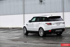 range rover rims 2017 vossen wheels land rover range rover vossen cv4