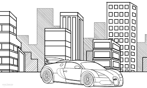 ideas of bugatti coloring pages to print also format
