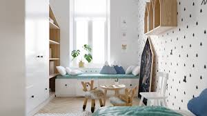 Wallpaper For Kids Room Stylish Kids Room Designs With Sophisticated Decor Which So