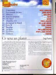 chambre 121 bd la poudre aux reves n 101 novembre 2002 le journal de karol