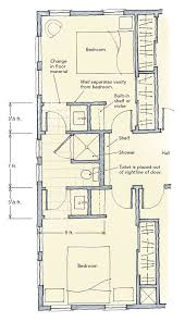 jack and ajill bathroom layout the basic of the jack and jill