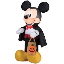 3 5 u0027 mickey mouse vampire halloween inflatables
