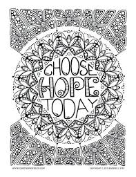 coloring pages for adults inspirational free printable inspirational quotes coloring pages