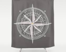 Cottage Shower Curtains Coastal Collection Shower Curtains Coastal Shower Curtains For