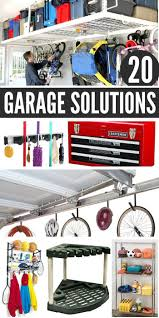 One Car Garage Ideas by 179 Best Garage Organization And Car Ideas Images On Pinterest