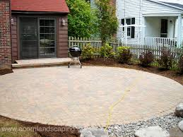 Patio Designs Pavers Backyard Patio Designs Pavers Stone Designer In Rochester Ny