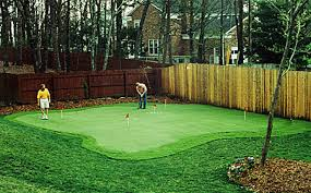 Backyard Putting Green Designs by Houston Putting Greens Houston Synthetic Putting Greens