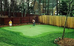 Backyard Putting Green Designs by Houston Putting Greens Houston Synthetic Putting Greens