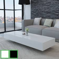 glossy white coffee table new coffee table modern furniture side table mdf high gloss white