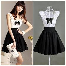 black and white dresses 30 ways to make black and white work for you styles weekly