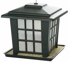Craftsman Style Outdoor Lighting by Duncraft Com Black Mountain Lantern Feeder
