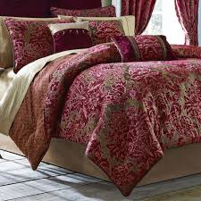 Burgundy Duvet Sets Bedding Croscill Bedding Sets Has One Of The Best Kind Other Is